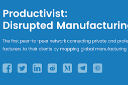 Productivist ICO Review : Disrupted Manufacturing