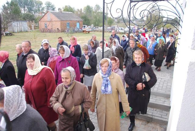 Артесюк Ганна Климівна та інші парафіяни