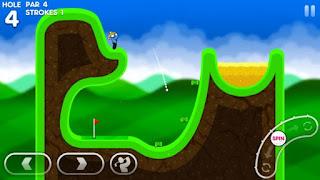 Super Stickman Golf 3 Apk v1.6.0 (Premium/Mod Money)