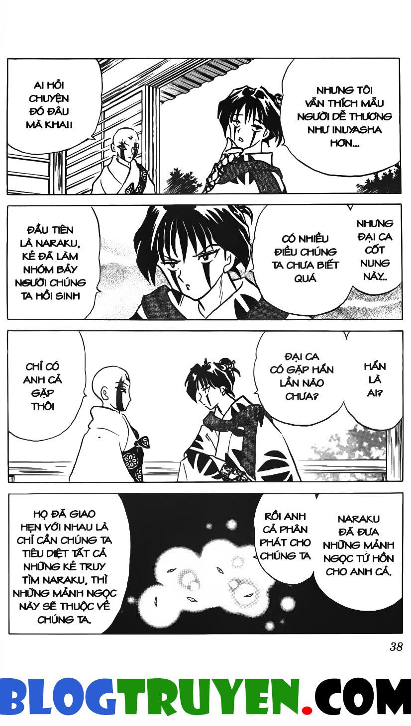 Inuyasha vol 25.2 trang 17