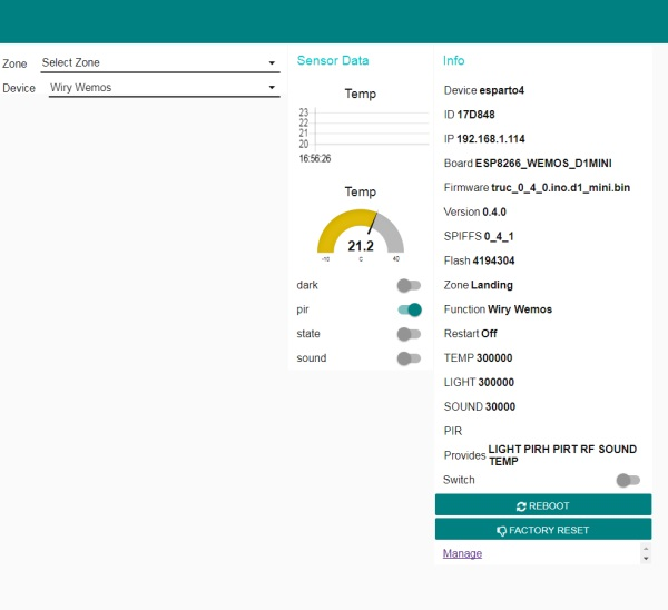 Home Automation and IOT with the ESP8266 and Arduino IDE