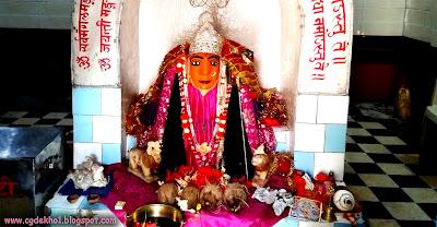 माँ खल्लारी मंदिर