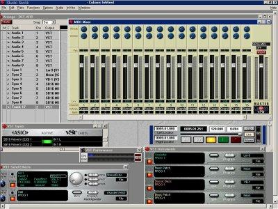 تنزيل برنامج الهندسة الصوتية والمونتاج الصوتي للكمبيوتر كامل