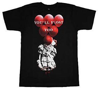 Stephen King It Pennywise T Shirt, Stephen king T Shirt, Stephen King Store