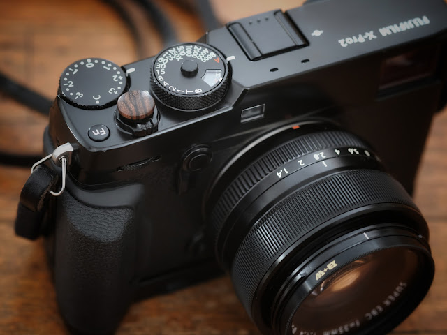 Fujifilm X-Pro2 Camera and Accessories VKO Soft Shutter Release