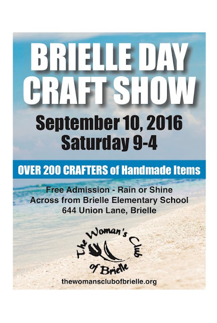Brielle Day Craft Show!