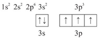 konfigurasi elektron PCl3