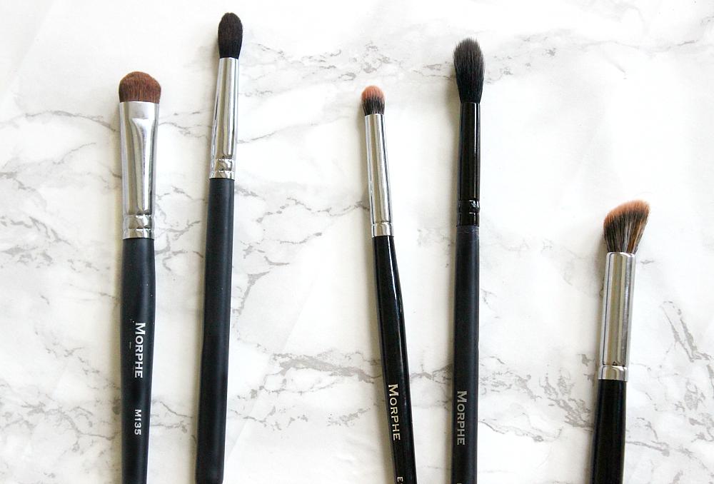 morphe eyeshadow brushes