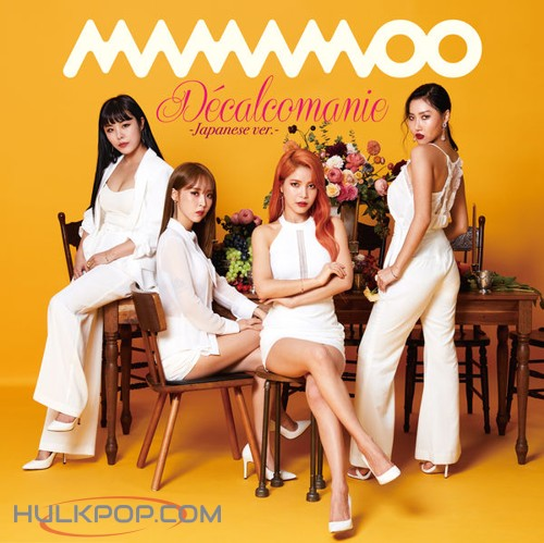 MAMAMOO – Decalcomanie (Japanese Ver.) – Single (ITUNES PLUS AAC M4A)