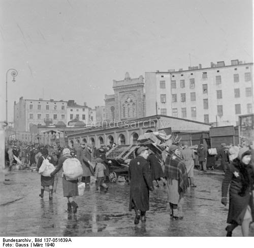 9 March 1940 worldwartwo.filminspector.com Lodz Ghetto