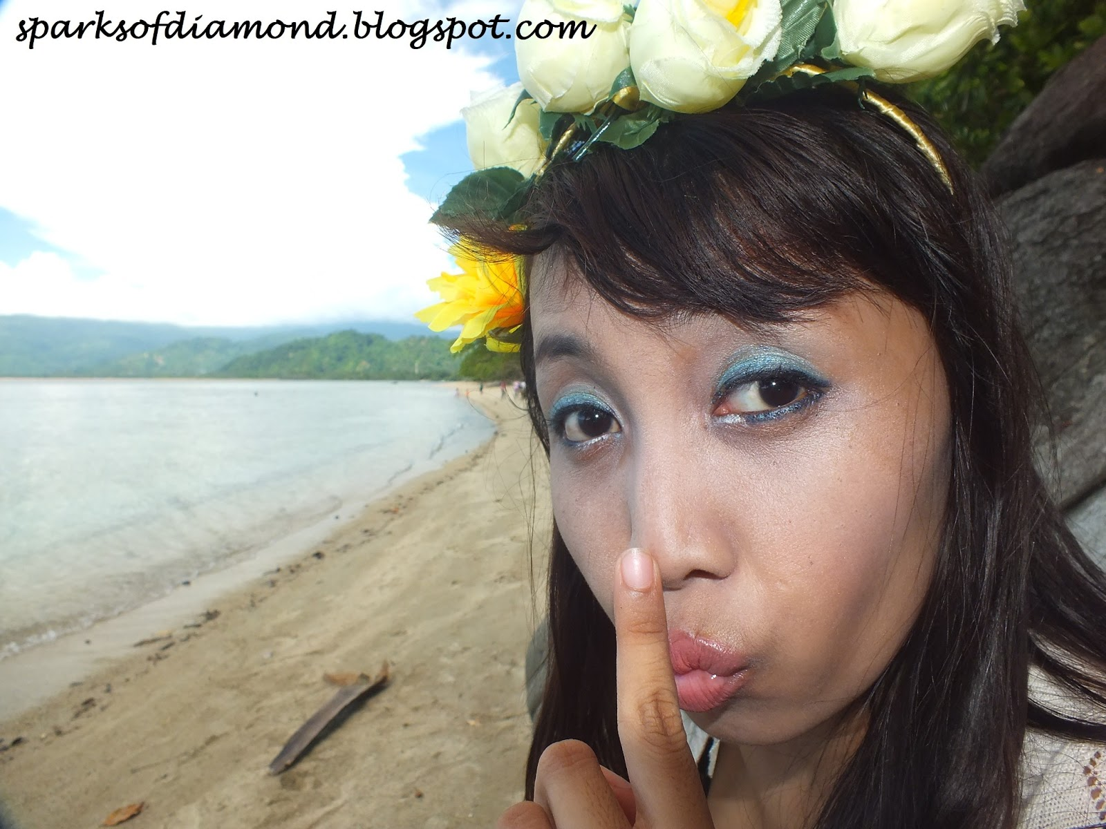 Sparks of Diamond: Photo Session Part 2 : FOTD 6 Juni 2013