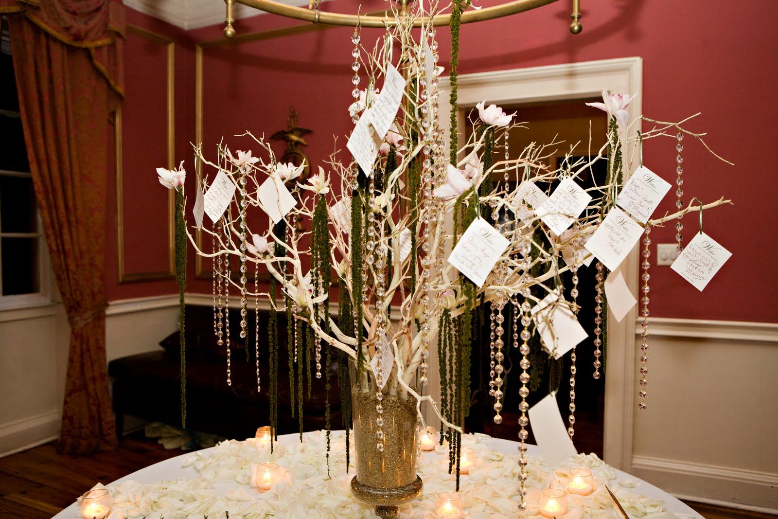 Once Upon A Wedding WISH TREE
