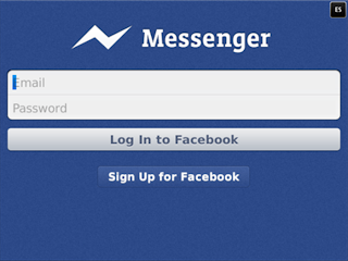 فيس بوك ماسنجر للكمبيوتر