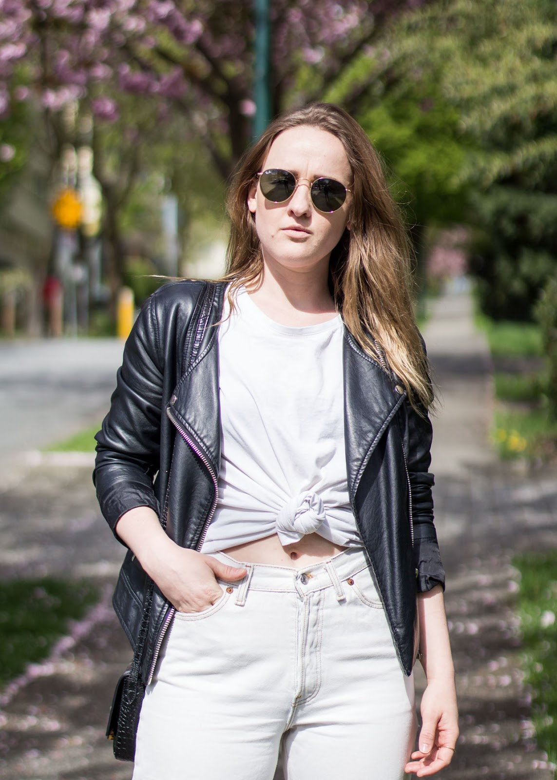 Vancouver Fashion Blog - Personal style - Spring / Summer outfit - white on white