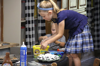 Bringing Up Bates cooking competition