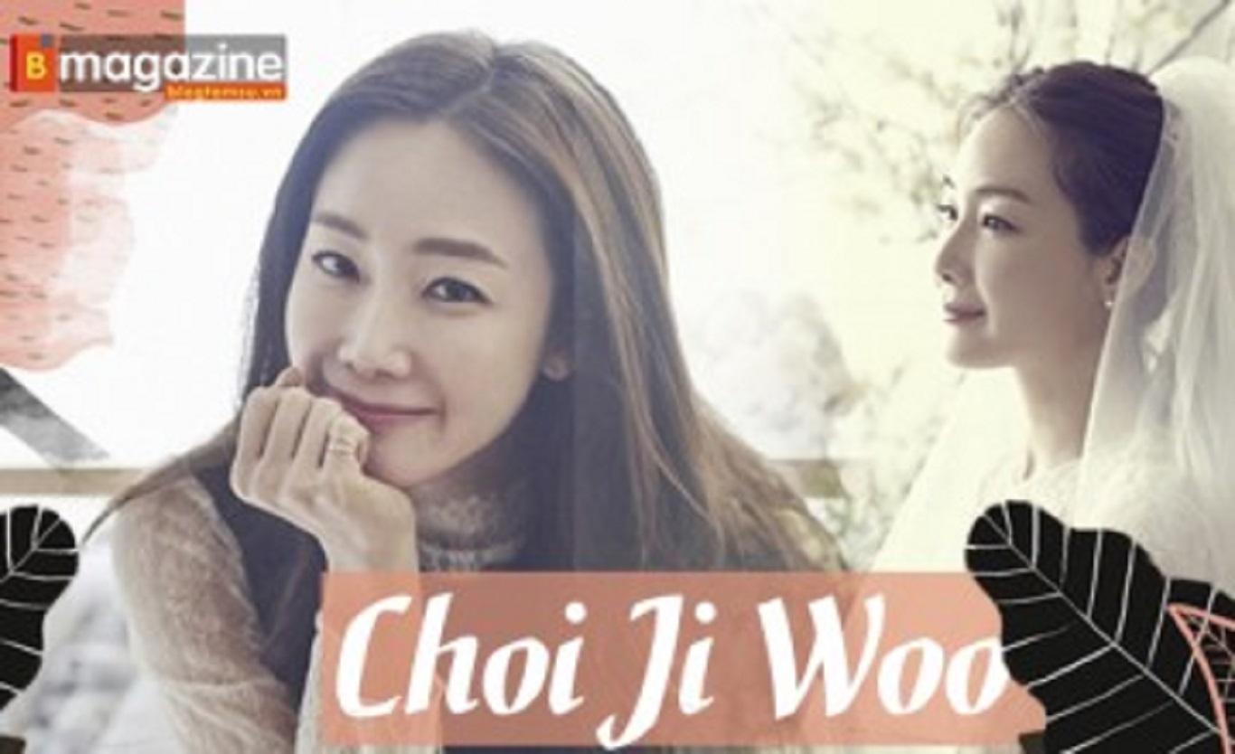'Nữ hoàng nước mắt' Choi Ji Woo: mơ về một hạnh phúc nhỏ bé, giản dị - Ảnh 1