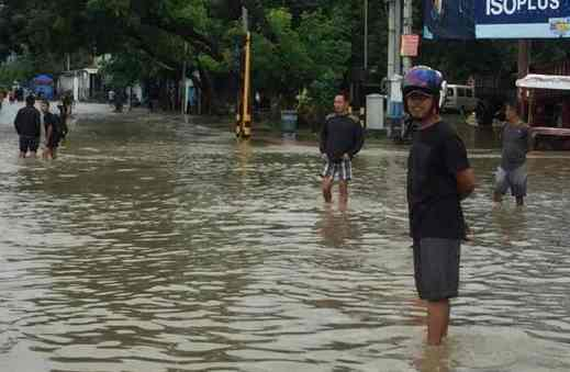 Banjir Sudah Surut, Tapi Warga Tetap Waspada