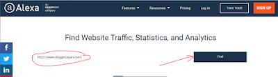 Cara Mengetahui Peringkat Website atau Blog