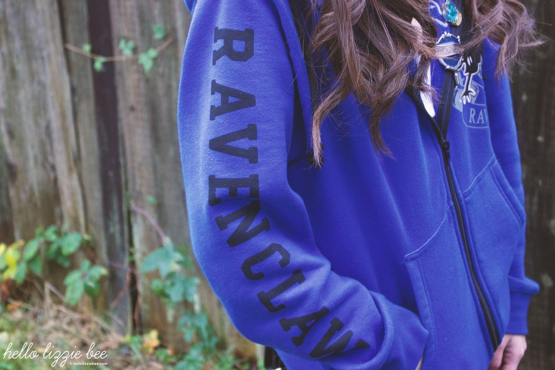 ravenclaw hoodie