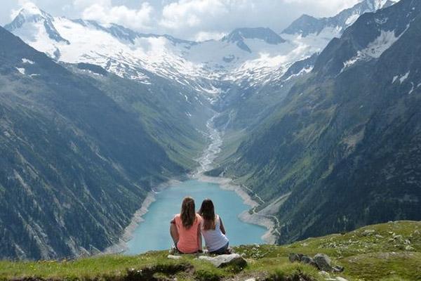 السياحة فى النمسا