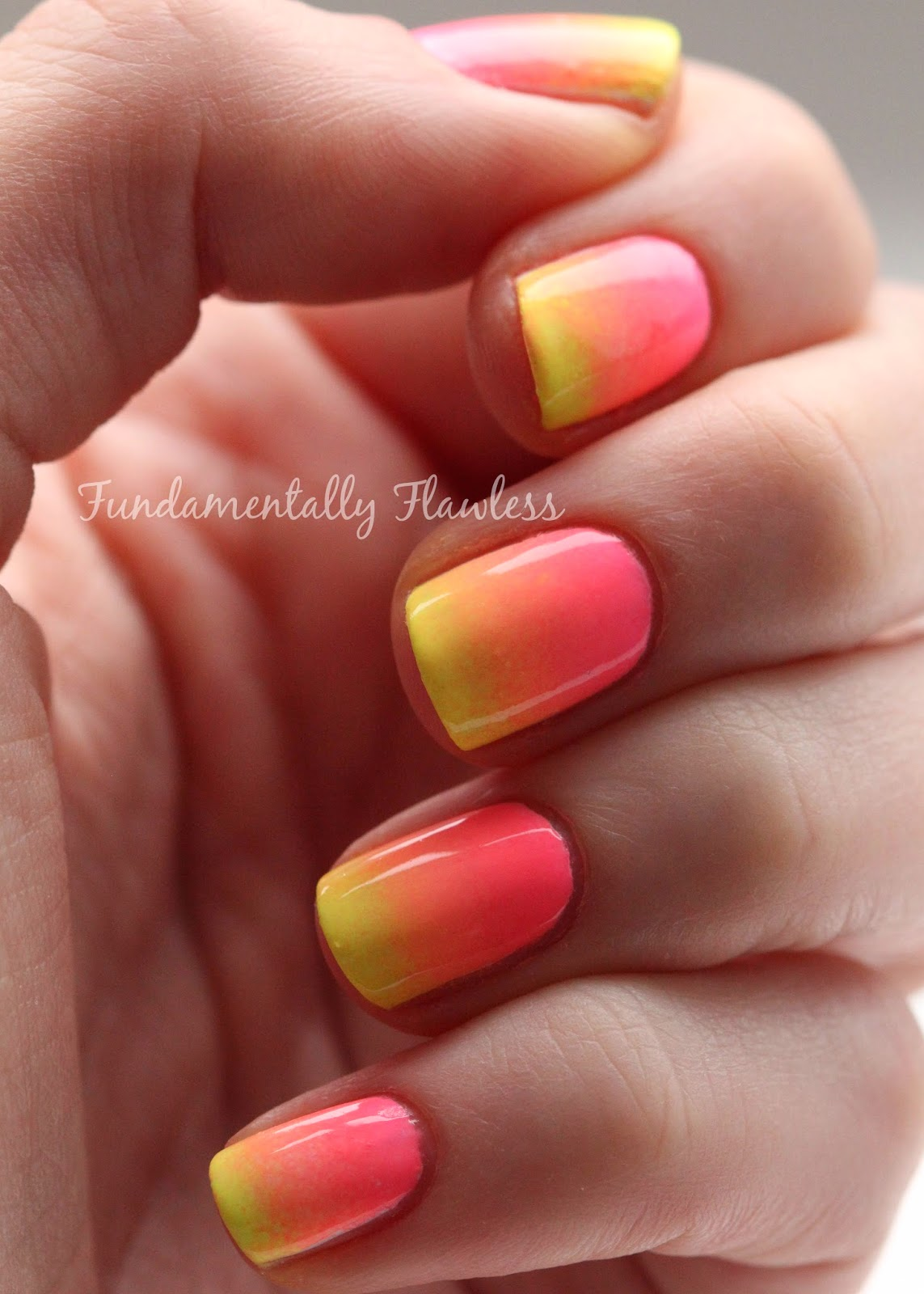 Fundamentally Flawless: Butterfly Wing Nail Art With