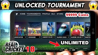 Official Gamer: Real Cricket 18 Mod Hack Apk Obb Download