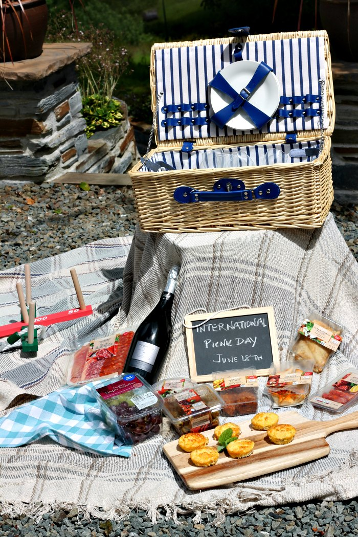 Celebrating International Picnic Day with Tesco