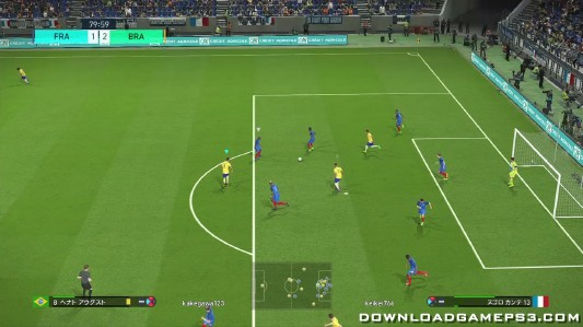 Winning Eleven 2018 - Download game PS3 PS4 RPCS3 PC free 4e868e591cfcb