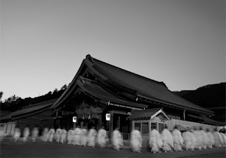 The Haunting Beauty of the Reconsecration of Shinto Shrines
