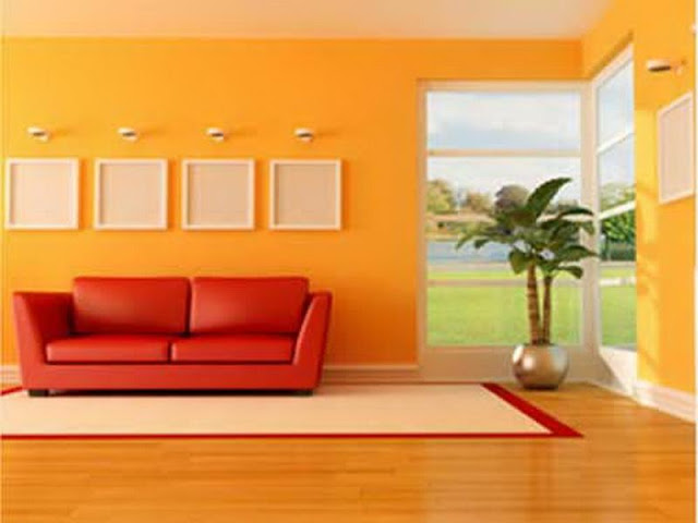 Modern wall paints - Catalog of paint colors
