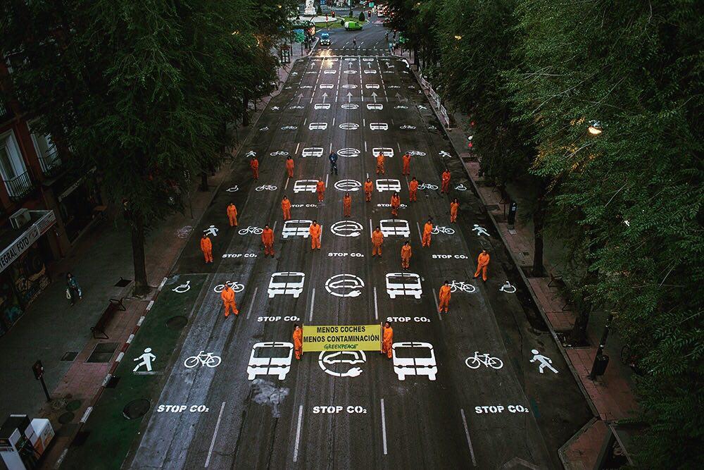 Día sin coches: tres reflexiones y una imagen