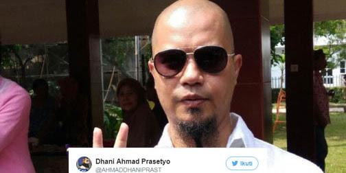 Ahmad Dhani : Ya Allah, Selamatkan Dana Haji dari Orang Rakus bin Tamak