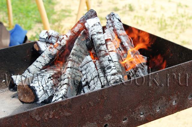 рецепт аджабсандала на углях с пошаговыми фото
