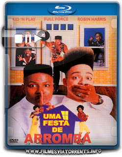 Uma Festa de Arromba Torrent - BluRay Rip 720p Dublado