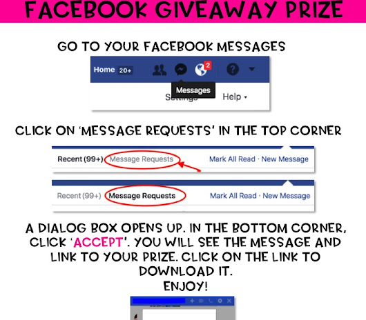 How To Get Your Educlips Facebook Giveaway Prize