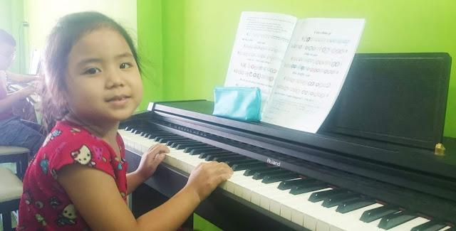 Lớp học âm nhạc tại Bình Thạnh HCM