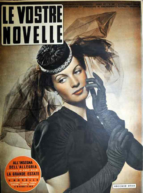 Le Vostre Novelle Magazine, 2 November 1941 worldwartwo.filminspector.com