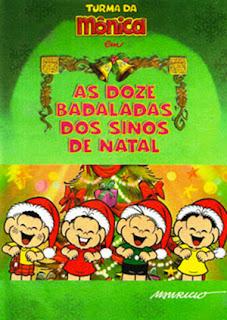 Turma da Mônica: As Doze Badaladas dos Sinos de Natal - HDTV Nacional