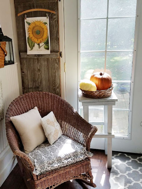 Quick and Simple Fall Decor