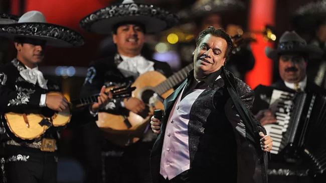 Muere el cantante mexicano Juan Gabriel