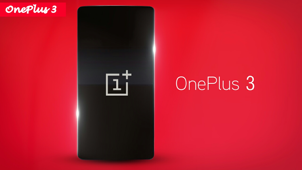 ONE PLUS 3 : PHONE SPECIFICATIONS 1