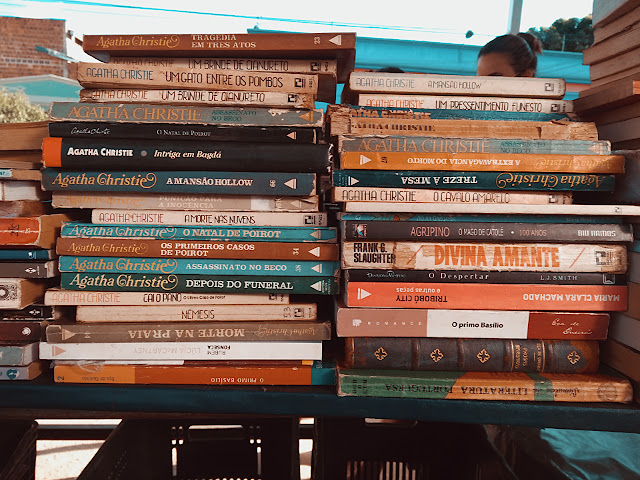 Acervo Agatha Christie Sebo Cultural de Carpina