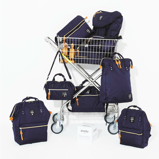 ef4adf27c6 Anello Bags are actually from Japan. They come in a wide range of colours  and materials, and so far I've seen different designs (backpacks, totes,  bostons, ...