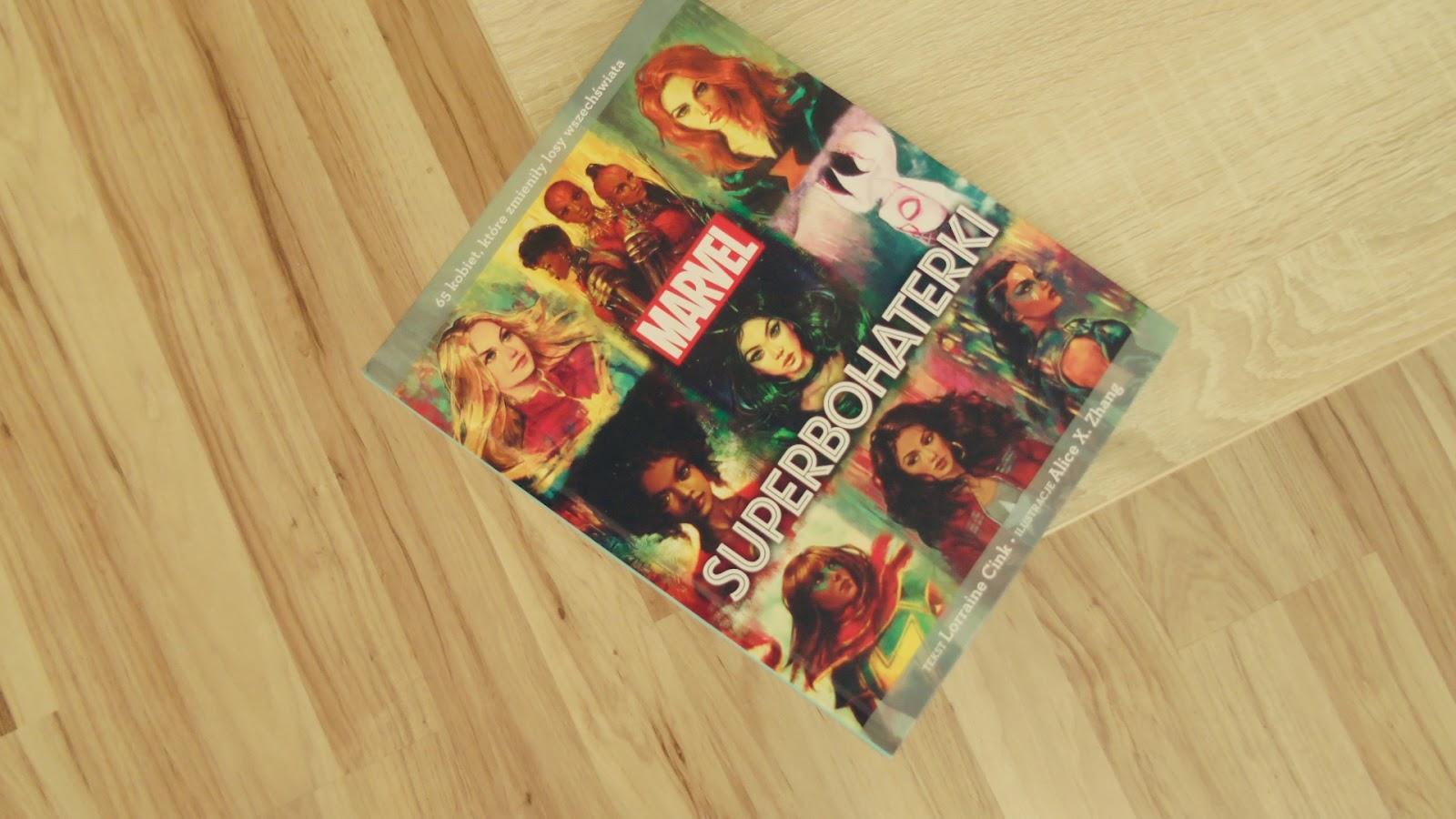 Poznaj Superbohaterki.
