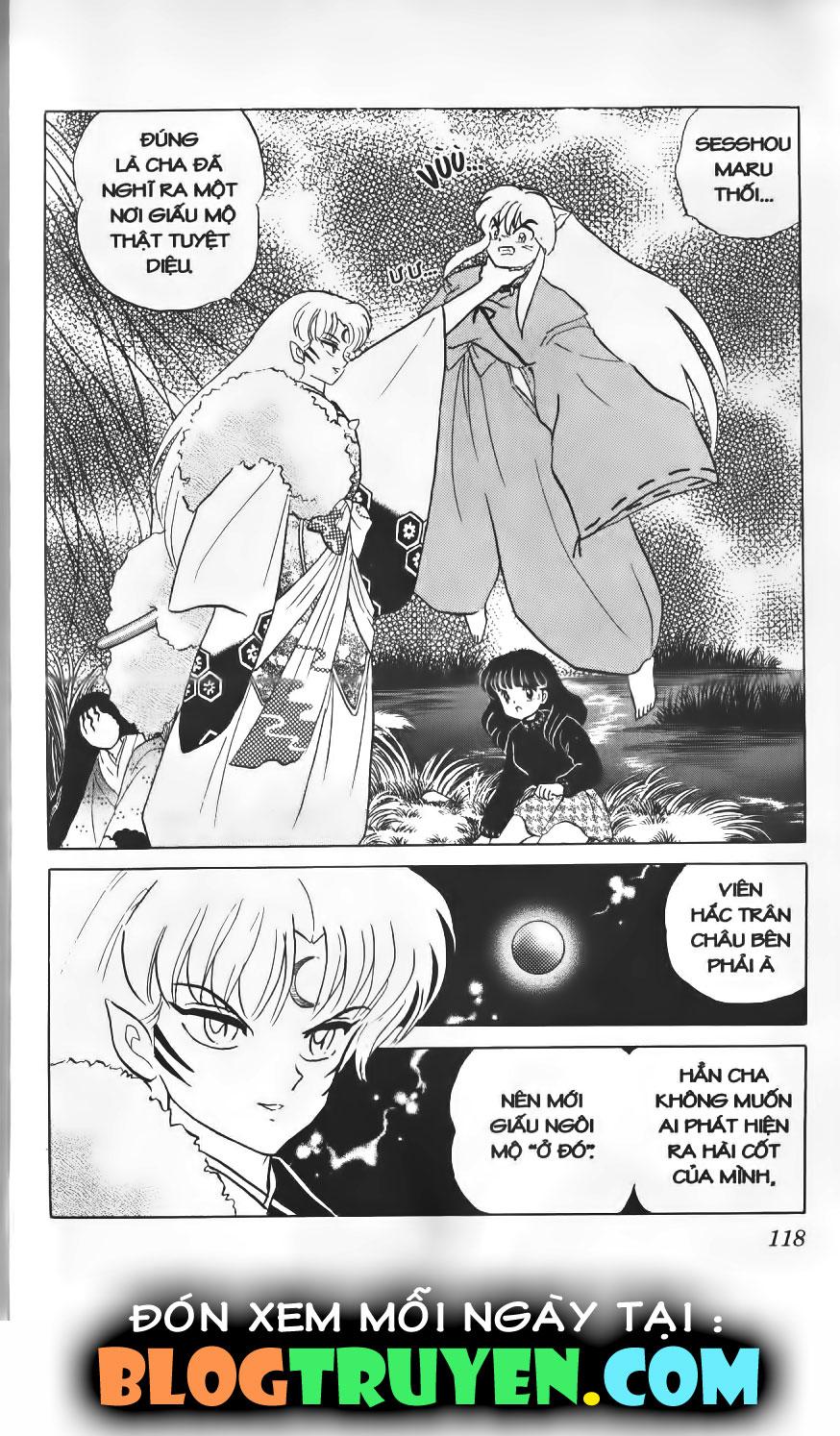 Inuyasha vol 02.7 trang 3