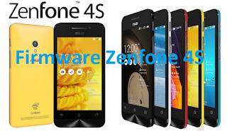 firmware asus zenfone 4s terbaru