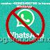 Mengatasi Whatsapp yang terbanned 100% berhasil