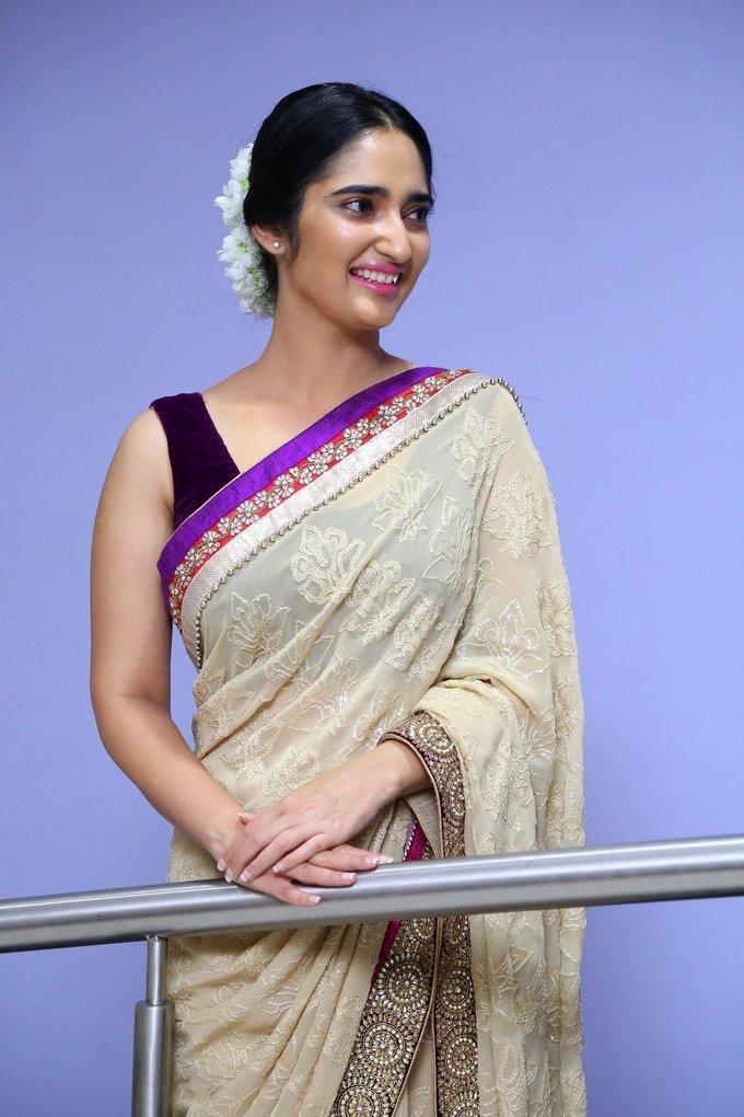 Radhika Mehrotra at Prema Entha Madhuram Priyuralu Antha Katinam Audio Launch Stills