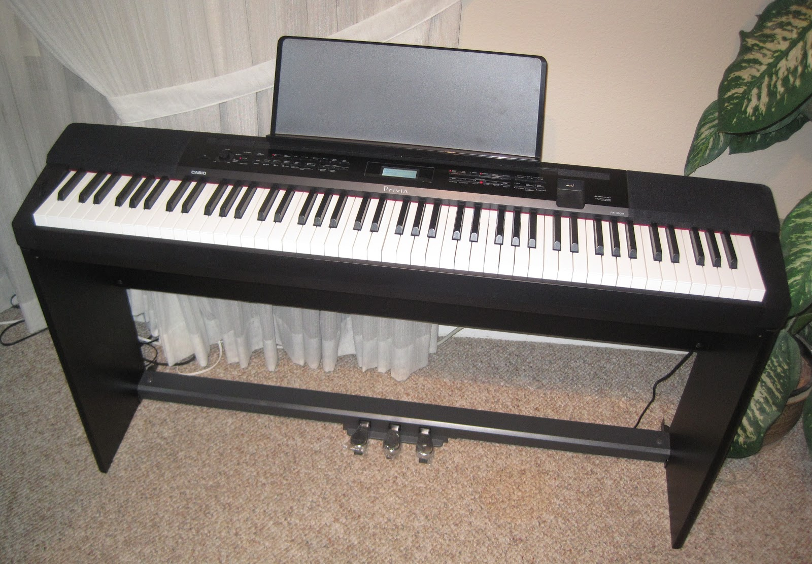 Az piano reviews review korg sp250 digital piano good for Korg or yamaha digital piano