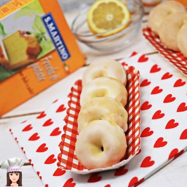 taralli dolci al limone